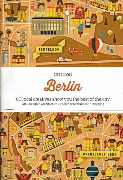 Bilde av CITIx60 Berlin - Reisehåndbok