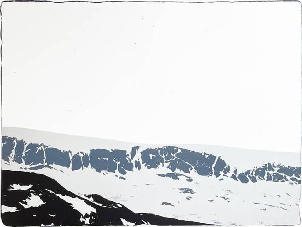 Bilde av Skarvet V (hvit)