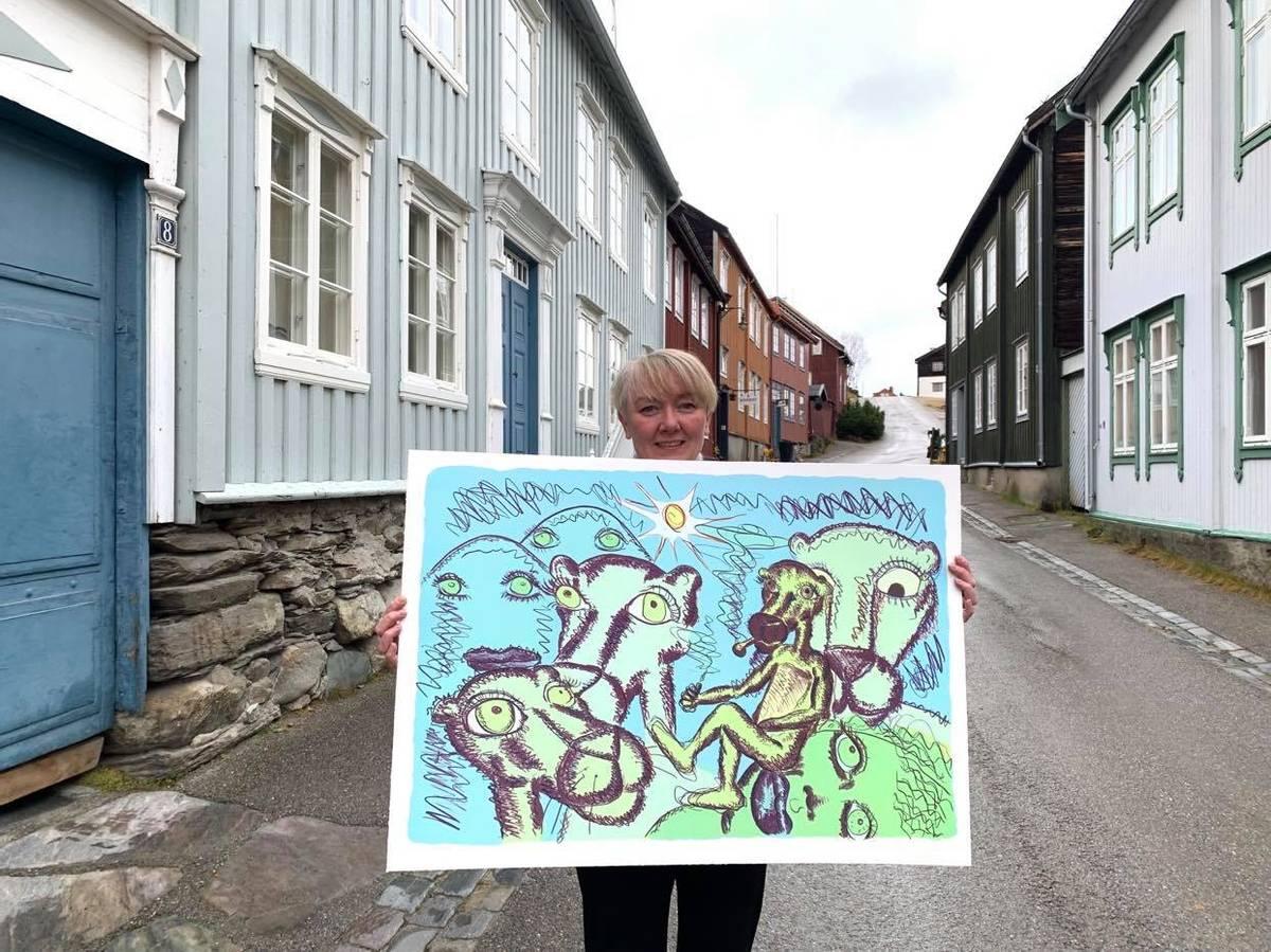 Pink Phanter / 368333               , Bjarne Melgaard