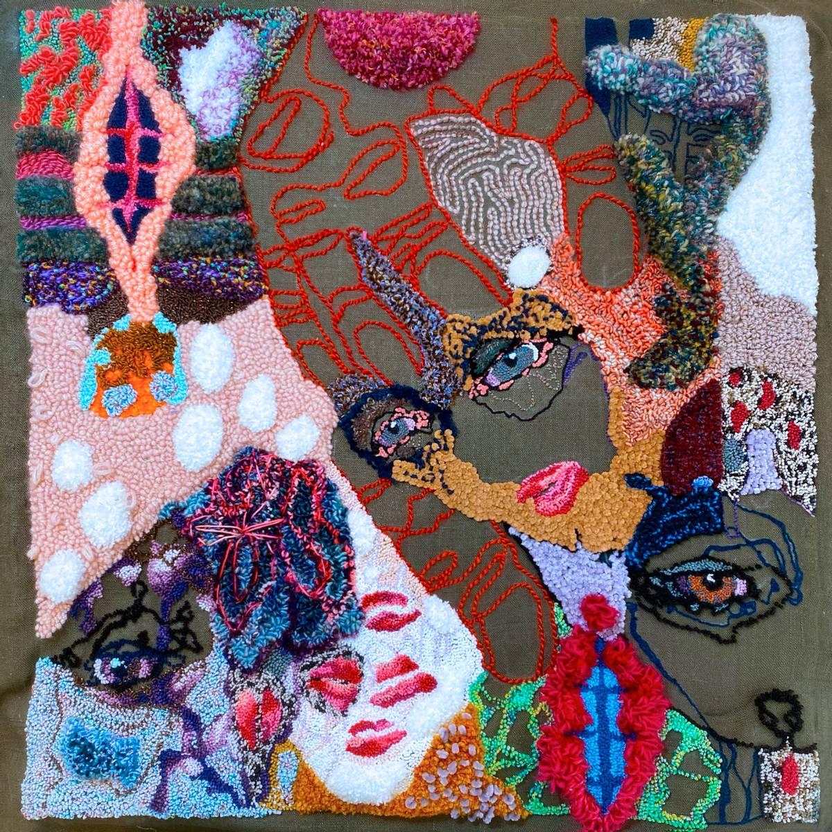 female work no. 4                  , Therese Myran