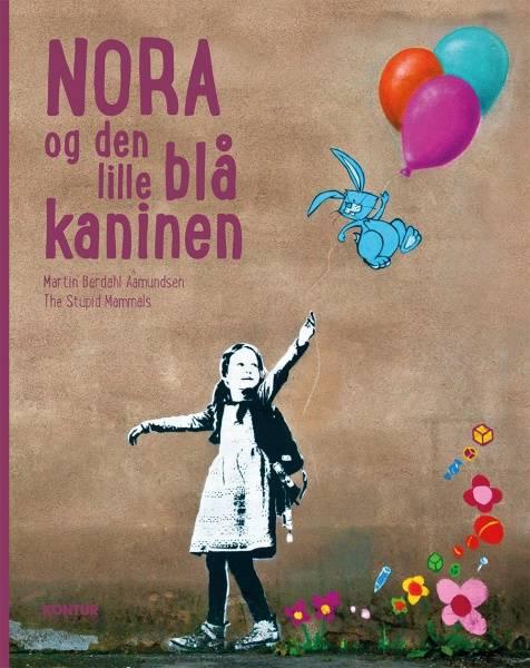 Bilde av NORA og den lille blå kaninen