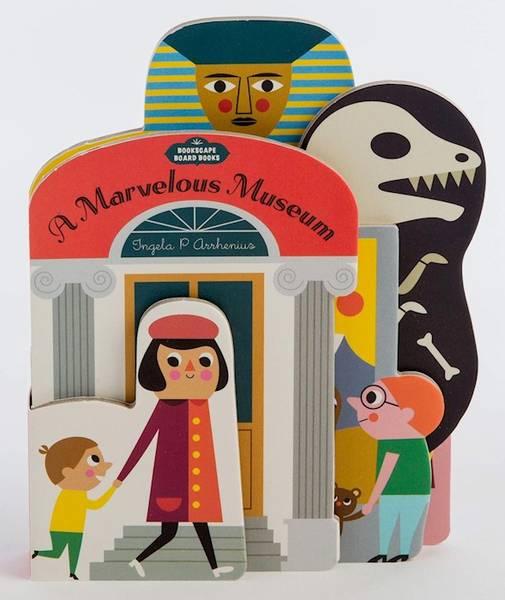 Bilde av A Marvelous Museum